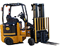 forklift training COUNTERBALANCE TRUCK